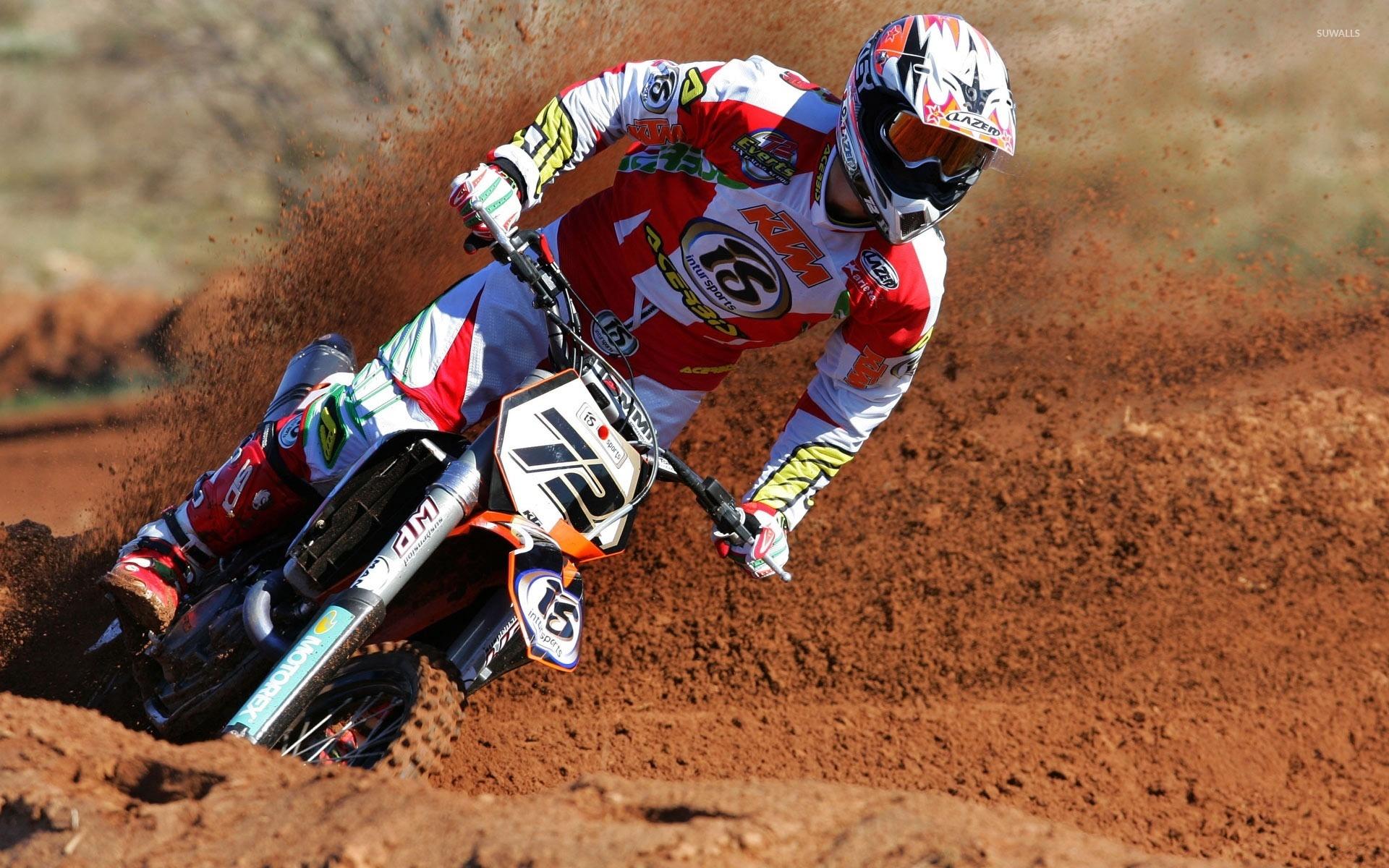 ktm motocross wallpaper