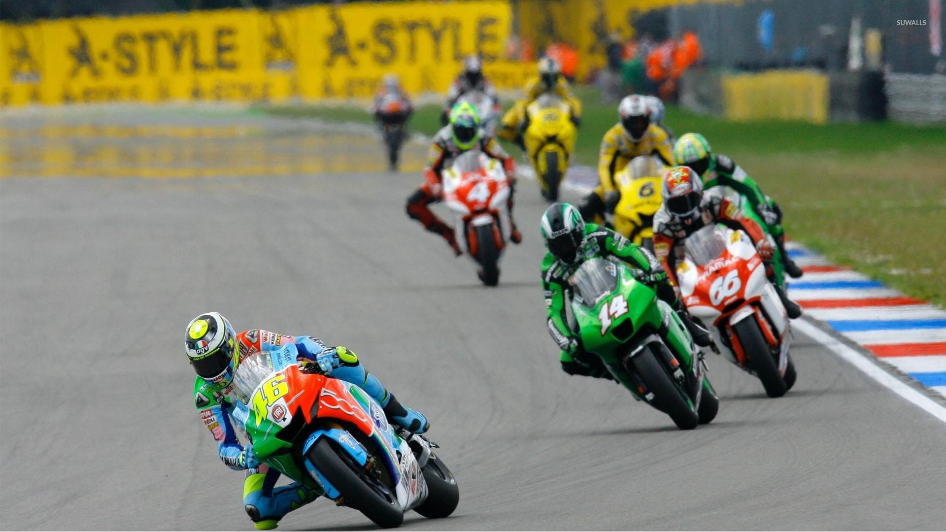 bike wallpaper suzuki racing