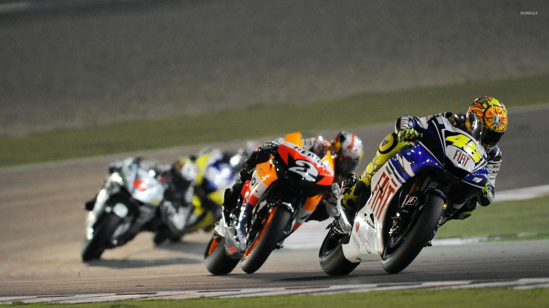 MotoGP [3] wallpaper - Motorcycle wallpapers - #29580