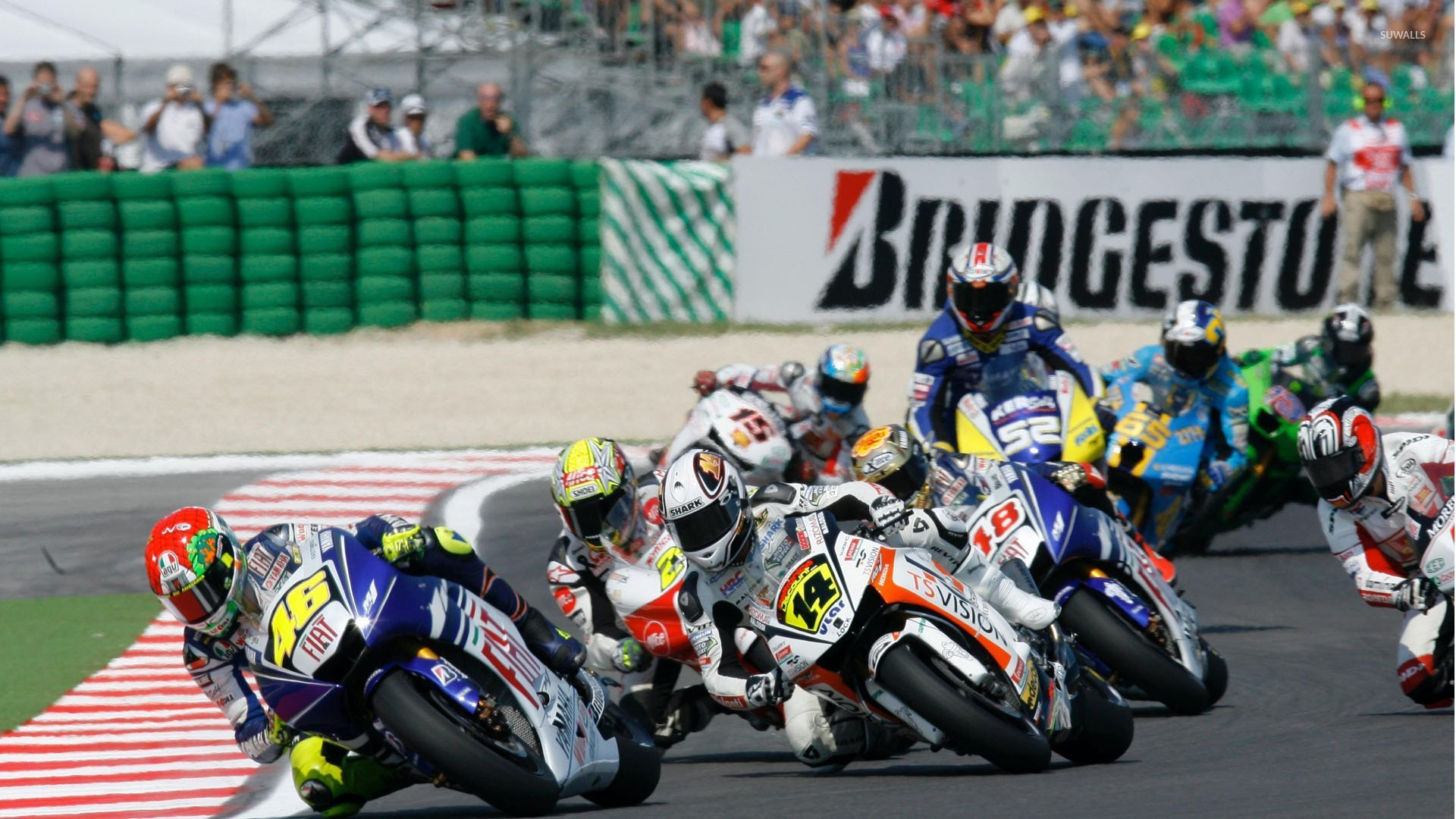 MotoGP 2 wallpaper Motorcycle wallpapers 29594