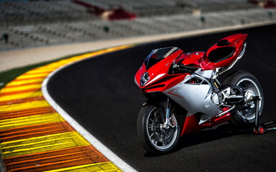 MV Agusta F4 series wallpaper