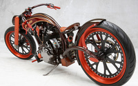 OCC Bikes orange bike wallpaper 1920x1200 jpg