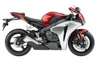 Red and silver Honda CBR1000RR wallpaper 1920x1200 jpg