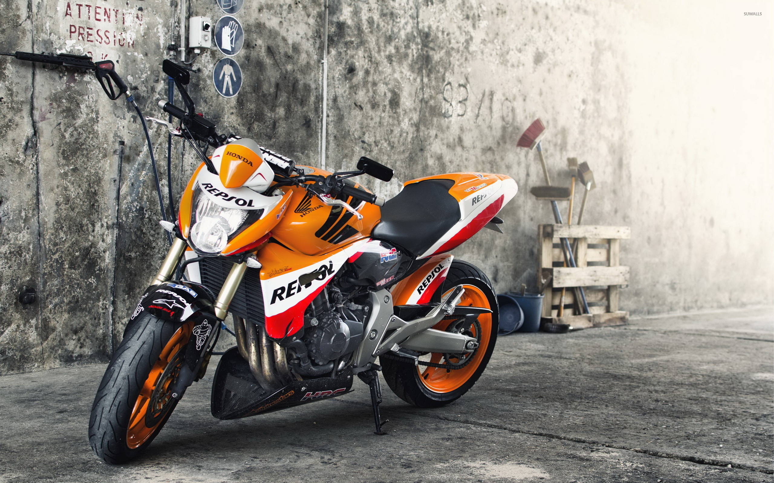 Repsol Honda Wallpaper