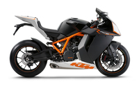 Side view of a KTM 1190 RC8 wallpaper 1920x1200 jpg