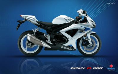 Suzuki GSX-R 600 wallpaper