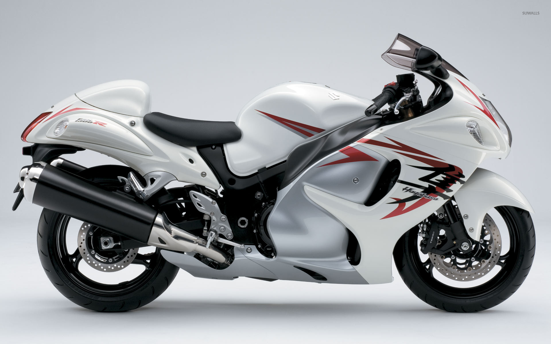 Suzuki Hayabusa GSX1300R wallpaper - Motorcycle wallpapers - #3273