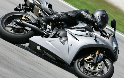 Triumph Daytona 675 [4] wallpaper