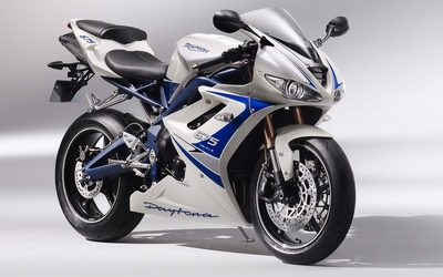 Triumph Daytona 675 [5] wallpaper