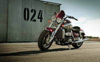 Triumph Rocket III wallpaper 3840x2160 jpg
