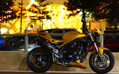 Triumph Speed Triple [2] wallpaper