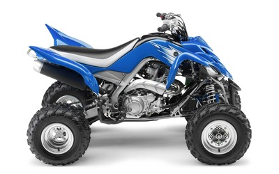 Yamaha Raptor 700R wallpaper