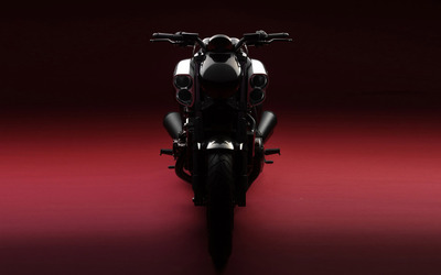 Yamaha VMAX [4] wallpaper