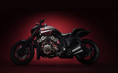 Yamaha VMAX [3] wallpaper