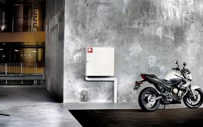 Yamaha XJ6 Diversion wallpaper