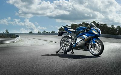 Yamaha YZF-R6 [6] wallpaper