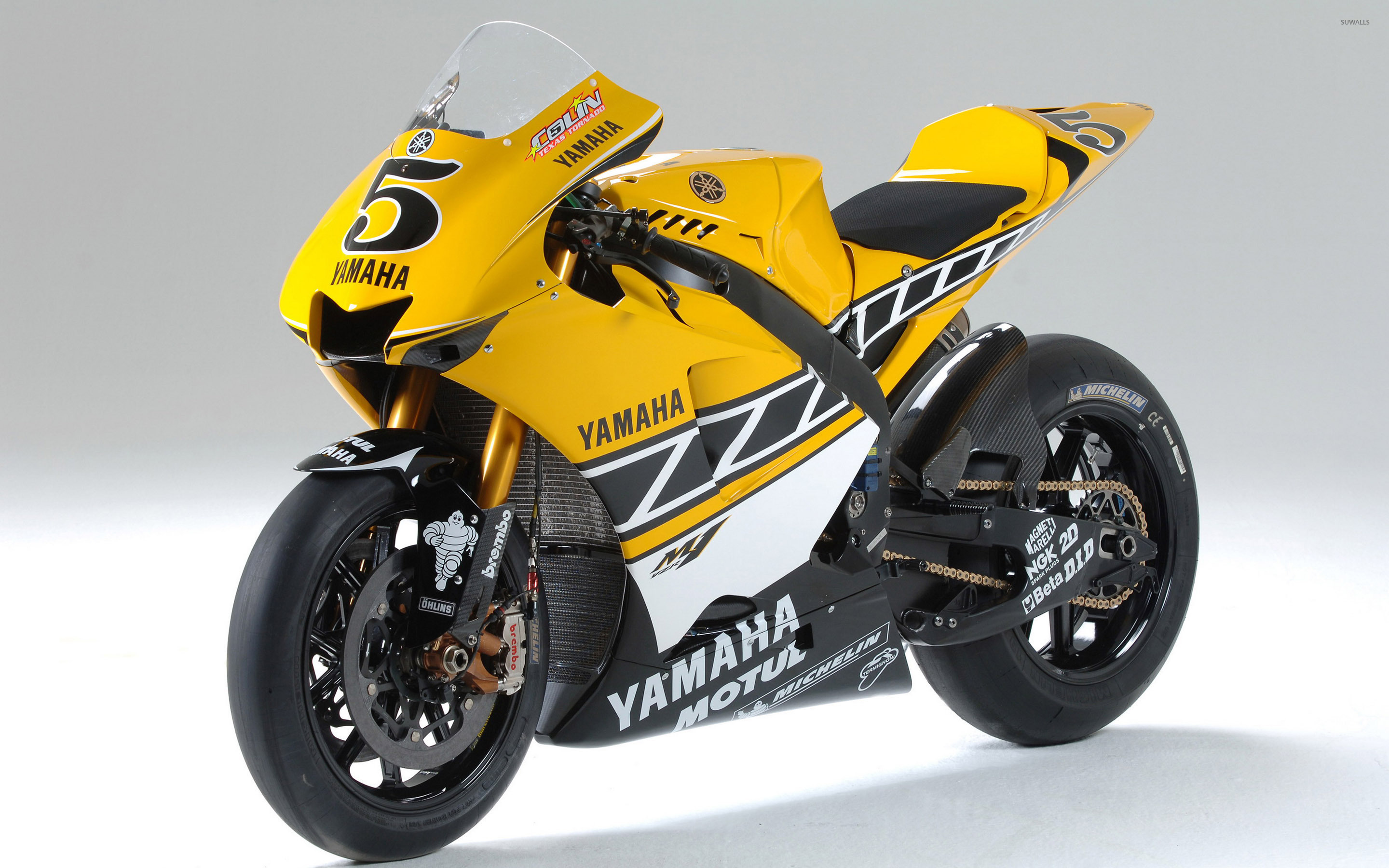 yamaha yzr-m1 [2] wallpaper - motorcycle wallpapers - #30575