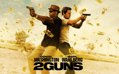 2 Guns wallpaper