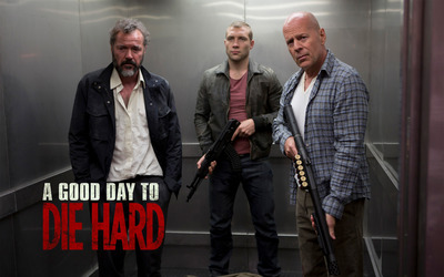 A Good Day To Die Hard wallpaper