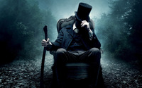 Abraham Lincoln - Vampire Hunter wallpaper 2560x1600 jpg