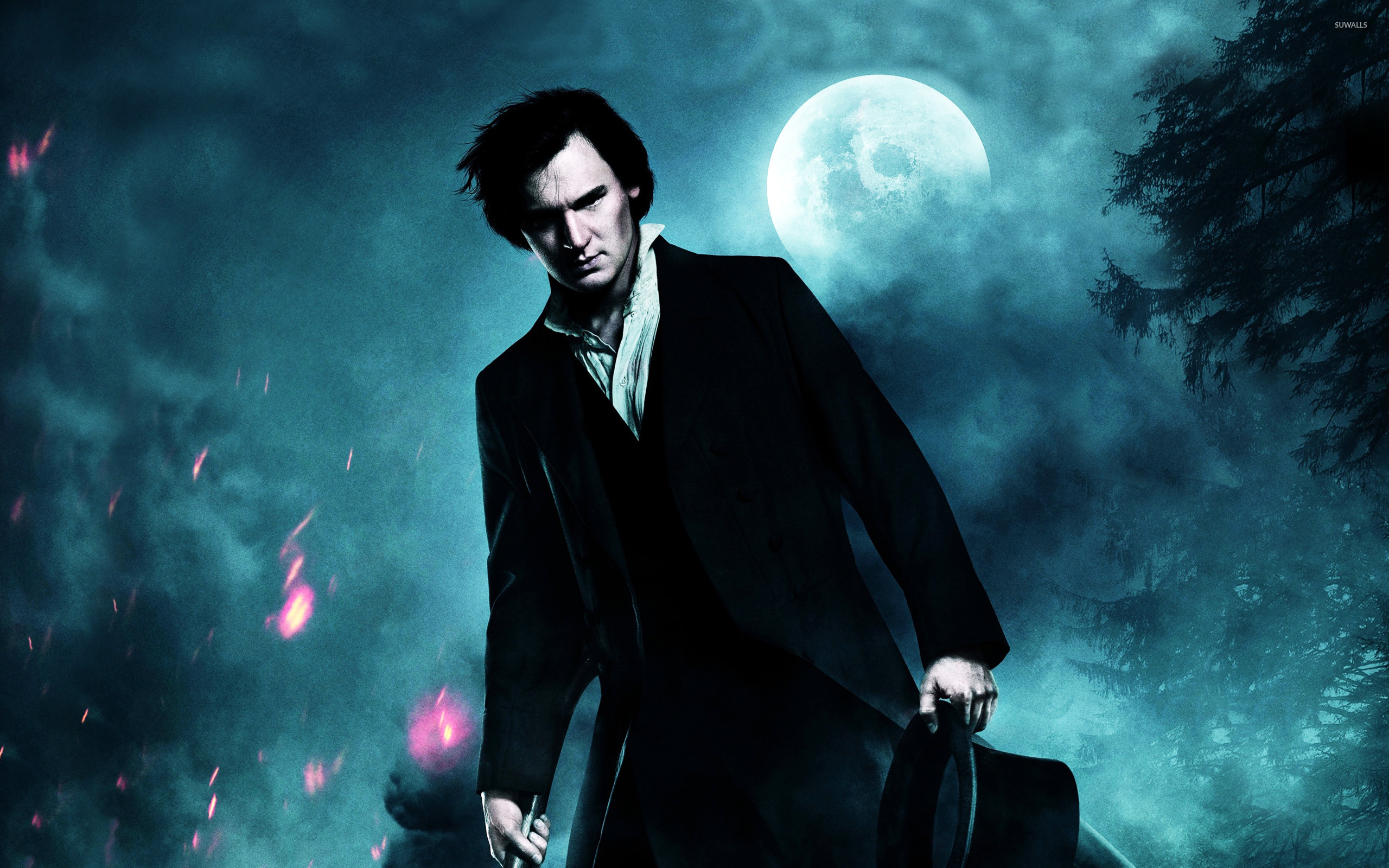Abraham lincoln: vampire hunter hd wallpaper | background image.