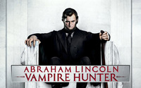 Abraham Lincoln - Vampire Hunter [4] wallpaper 1920x1200 jpg