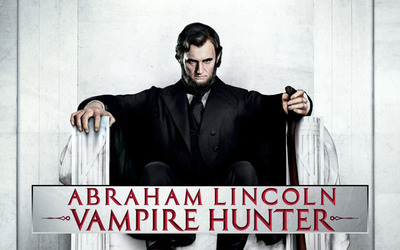 Abraham Lincoln - Vampire Hunter [4] wallpaper