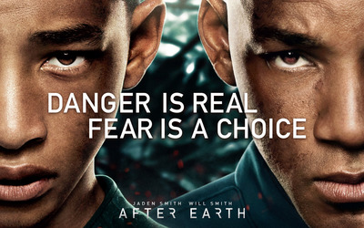 After Earth [2] wallpaper