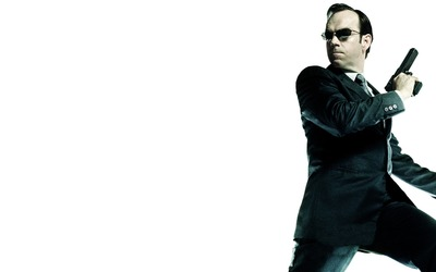 Agent Smith - Matrix wallpaper