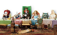 Alice in Wonderland wallpaper 1920x1200 jpg