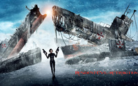 Alice - Resident Evil: Retribution [2] wallpaper 2560x1600 jpg