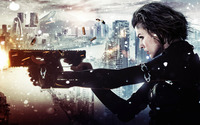 Alice - Resident Evil: Retribution wallpaper 2560x1600 jpg