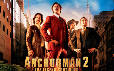 Anchorman: The Legend of Ron Burgundy wallpaper