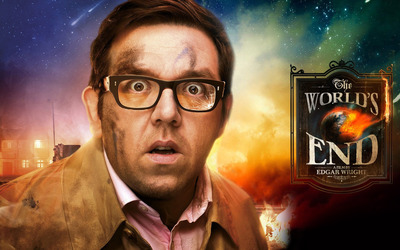 Andy Knightley - The World's End wallpaper