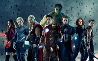 Avengers: Age of Ultron wallpaper 2560x1600 jpg