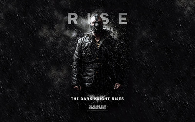 Bane - The Dark Knight Rises wallpaper
