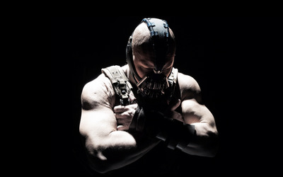 Bane - The Dark Knight Rises [2] wallpaper