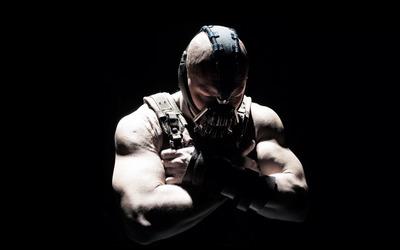Bane - The Dark Knight Rises [2] wallpaper