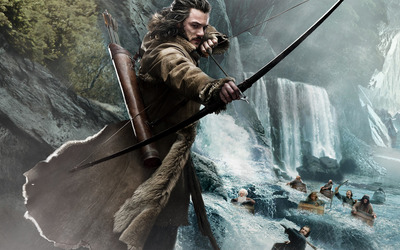 Bard - The Hobbit: The Desolation of Smaug wallpaper