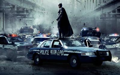Batman - The Dark Knight Rises [5] wallpaper