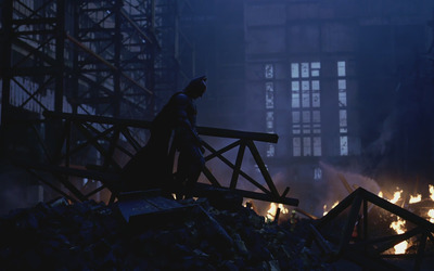 Batman - The Dark Knight Rises [6] wallpaper