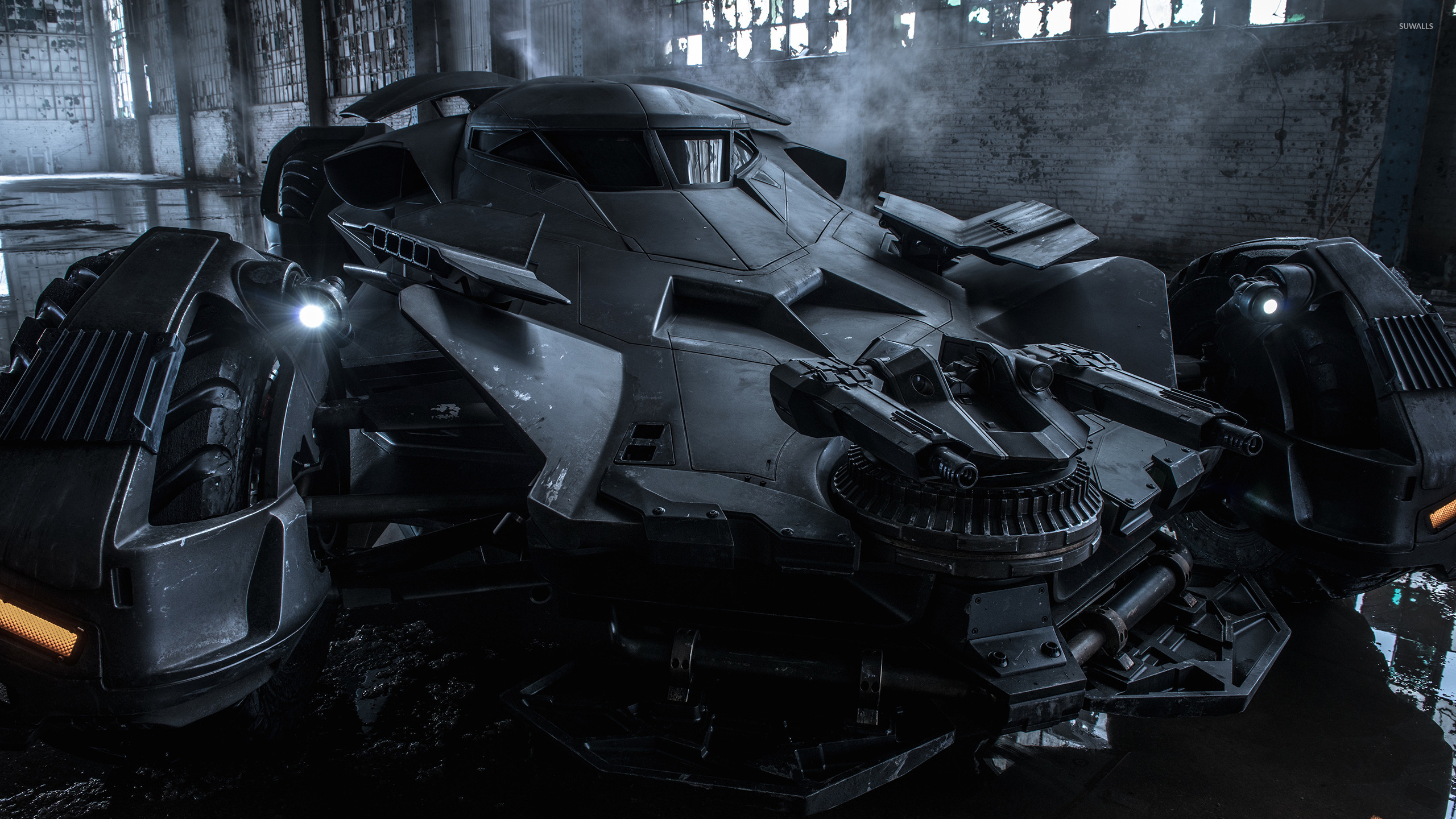 A Guide to Batman Arkham Knights Batmobile GameRevolution