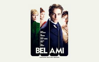 Bel Ami wallpaper
