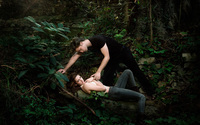 Bella and Edward wallpaper 1920x1200 jpg