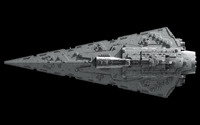 Bellator-class Star Battlecruiser - Star Wars wallpaper 2880x1800 jpg