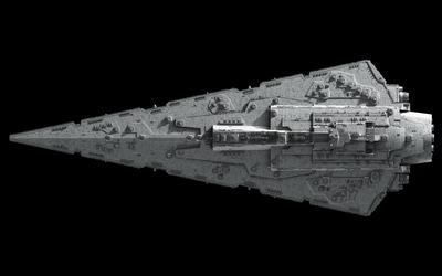 Bellator-class Star Battlecruiser - Star Wars wallpaper