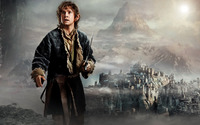 Bilbo - The Hobbit: The Desolation of Smaug wallpaper 1920x1080 jpg