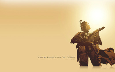 Boba Fett - Star Wars wallpaper