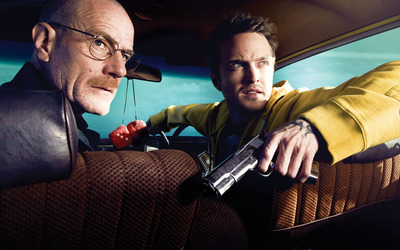 Breaking Bad [4] wallpaper