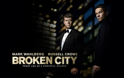 Broken City wallpaper